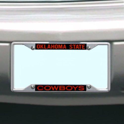 NCAA Oklahoma State Cowboys License Plate Frame