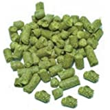 Columbus Finest Quality Hop Pellets 50g Pack - Supplied in Heavy Duty Resealable Pouch Home Brew Homebrew Beer Tomahawk Zeus by Bigger Jugs