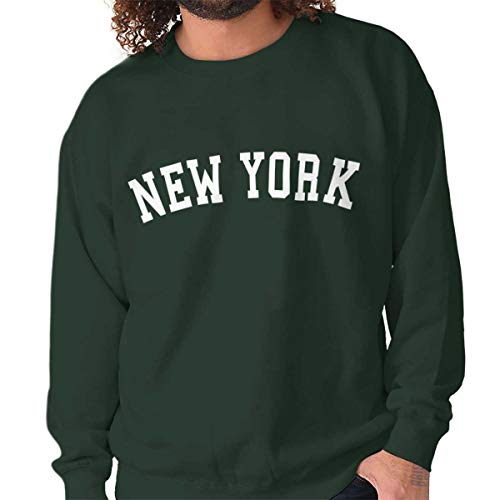 New York State Shirt Athletic Wear USA T Novelty Gift Ideas Sweatshirt