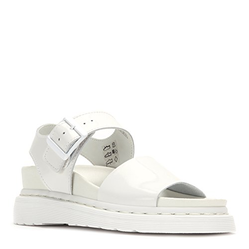 Dr. Martens Womens Romi Fashion Sandal 21145100 White Sz Uk 6