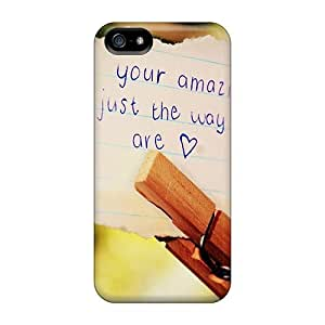 Cute Appearance Cover/tpu Love Case For Iphone 5/5s