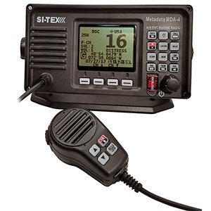 Si-tex MDA-4 VHF-FM DSC Radio w/Built-In AIS