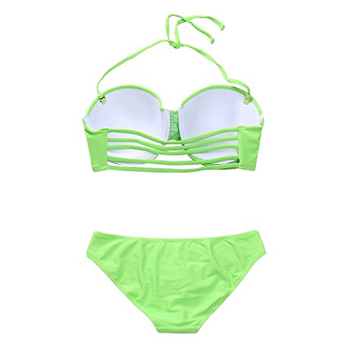MissTalk - Conjunto - para mujer Verde