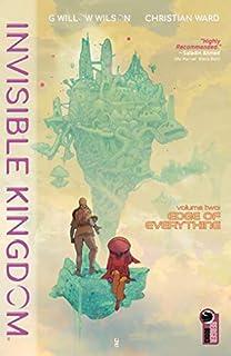 Book Cover: Invisible Kingdom Volume 2