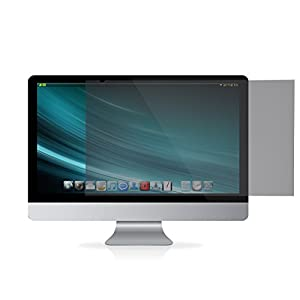"""24 Inch computer privacy screen & anti glare protector Fits 24"""" Screens as Desktop Computer Monitors, Mac, Mackbooks and Laptop Screens This anti spy privacy filter Your Screen, Your Eyes Your Privacy"""