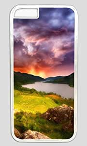 Fantasy Beautiful Scenery Easter Thanksgiving Masterpiece Limited Design PC Transparent Case for iphone 6 by Cases & Mousepads wangjiang maoyi