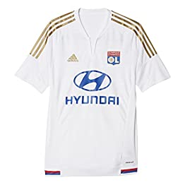 adidas OL H2 JSY Maillot Homme