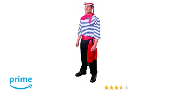 26be469bc25 Amazon.com  Alexanders Costumes Gondolier  Clothing
