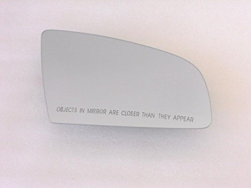 HEATED Mirror Glass for various AUDI models Passenger Side View Right RH ()