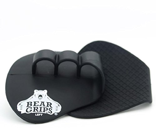Bear Grips Workout grips added