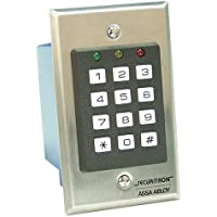 Securitron Single Gang Digital Keypad System, 59 User Code Capability
