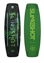 The Vision is a one-board quiver, with enough rocker to cushion your landings, enough pop to perfect your next new trick and enough speed and edge to carve upwind and slash swell. It's fast on the water and has great load and pop thanks to ag...