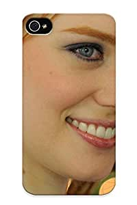 Case Provided For Iphone 4/4s Protector Case Deborah Ann Woll Phone Cover With Appearance