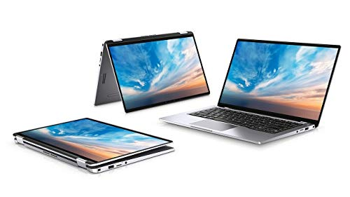 "Dell Latitude 7400 2-in-1 Laptop, 14.0"" FHD (1920x 1080) Touchscreen, Intel Core 8th Gen i7-8665U, 8GB RAM, 256GB SSD, Windows 10 Pro (Renewed)"