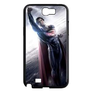 Superman Samsung Galaxy N2 7100 Cell Phone Case Black BN6749939