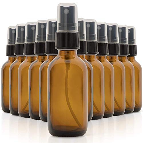 2oz Amber Glass Spray