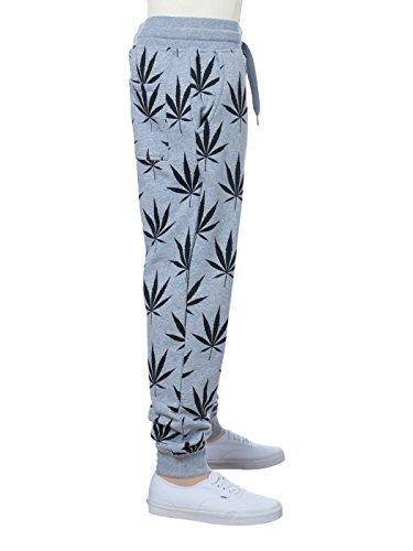 URBAN-K-Mens-Dropped-Crotch-Hemp-Jogger-Pants