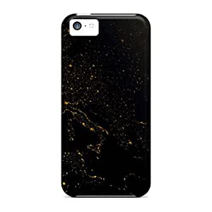 Premium Iphone 5c Cases - Protective Skin - High Quality For Europe From Space