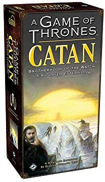 Catan Studios CN3016 Game of Thrones Catan: Brotherhood of The Watch 5-6 extensión de jugador, colores variados , color/modelo surtido: Amazon.es: Juguetes y juegos