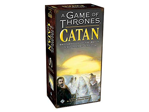 Fantasy Flight Games Catan: A Game of Thrones 5-6 Player (Best Civilization Like Game Android)