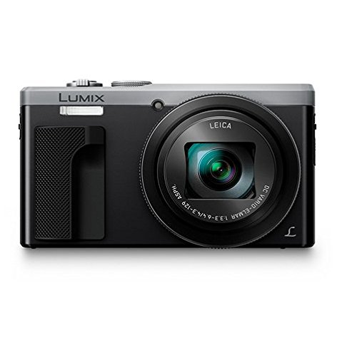 ~ BLACK FRIDAY SALE ~ Panasonic LUMIX 4K ZS60 Point and Shoot Camera, 30X LEICA DC Vario-ELMAR Lens F3.3-6.4, 18 Mp, DMC-ZS60S with