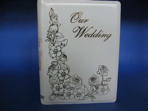 "'Our Wedding"" DVD - Cd Album - Double Disc Holder"