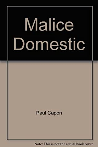 book cover of Malice Domestic