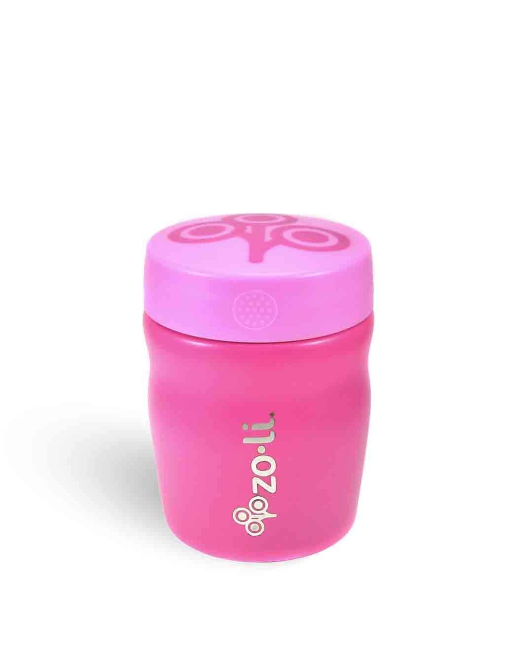 ZOLI INC Food Jar Insulated Ss Pink, 1 EA