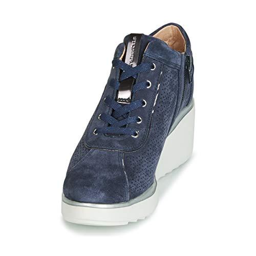 Stonefly Stonefly Sneakers Donna 210821 210821 Sneakers Donna Blu qtXxHREZw