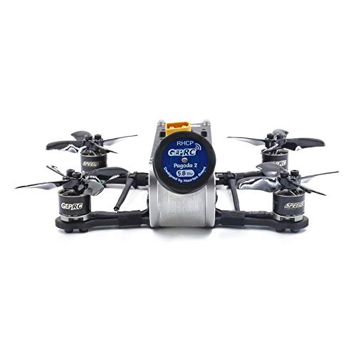 Wikiwand Geprc GEP-CX2 Cygnet 2 Inch RunCam 1080P HD 6000kv Motor RC Mini Aircraft PNP by Wikiwand (Image #6)