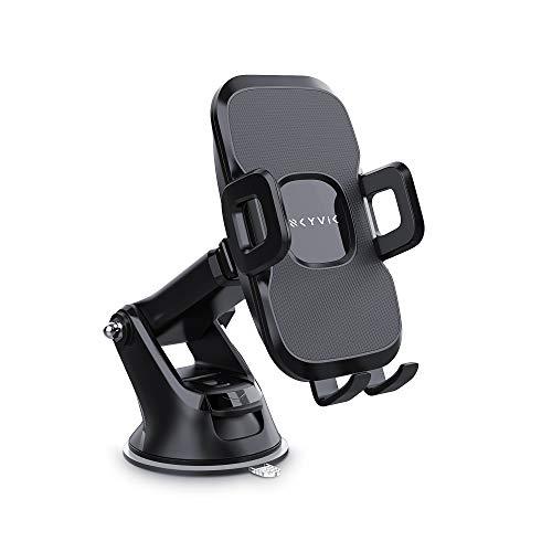 SKYVIK TRUHOLD Car Dashboard  amp; Windshield Arm Clutch  Mobile Holder