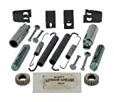 Carlson Quality Brake Parts 17401 Drum Brake Hardware Kit