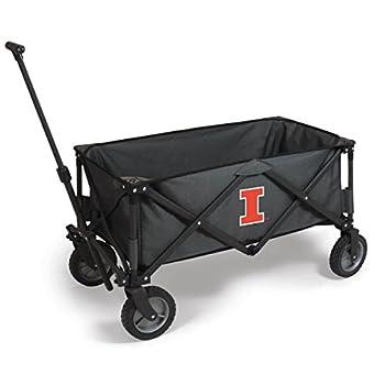 Image of NCAA Illinois Fighting Illini Adventure Wagon Carts & Stands