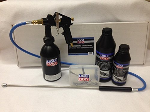Liqui Moly Pro-Line Diesel Particulate Filter Cleaning Kit -