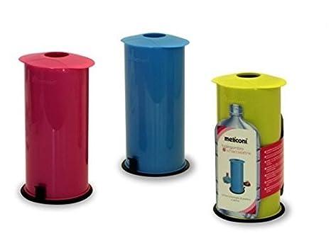 Meliconi 651005 - trituradora de botellas y latas (Bottles/cans, Negro, Azul, Verde, Rosa, De plástico, 270 mm, 145 mm, 2.8 kg): Amazon.es: Bricolaje y ...