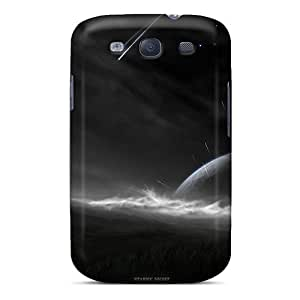 StellasKeller Perfect Tpu Case For Galaxy S3/ Anti-scratch Protector Case (starry)