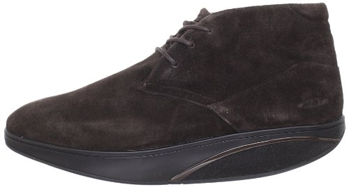 573c3cf0a286 MBT Men s Kizingo Mid m coffee Boots Brown Size  12  Amazon.co.uk  Shoes    Bags