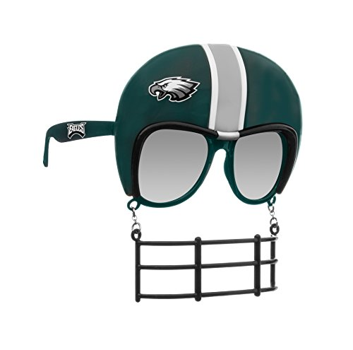 Rico Industries NFL Philadelphia Eagles Novelty Tailgating Sunglasses