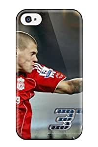 JakeNC Case Cover Protector Specially Made For Iphone 4/4s Martin Skrtel
