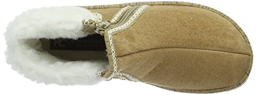 Femme Chaussons Herrmann Beige Montants Hans Collection beige Hhc qtRXF