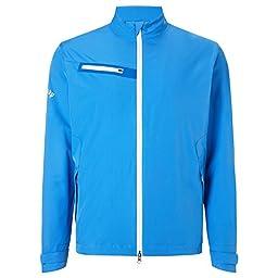 Callaway Long Sleeve Wind Jacket (Medium, Palace Blue)