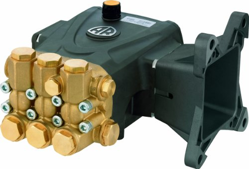 AR North America RRV4G36-PKG Triplex Plunger Pump by Annovi Reverberi