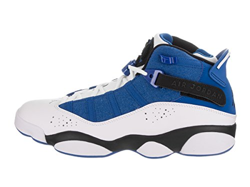 cheap sale manchester great sale buy cheap best store to get Jordan 6 Rings Mens322992 Royal/Black-white buy cheap wiki XQlPigdao