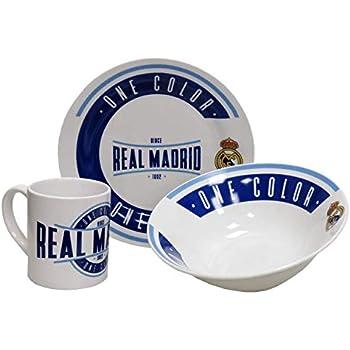 Real Madrid Set de Desayuno vaji...