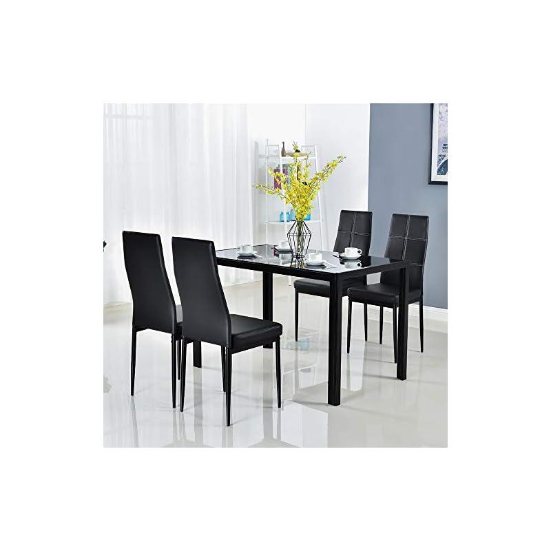 bonnlo-modern-5-pieces-dining-table