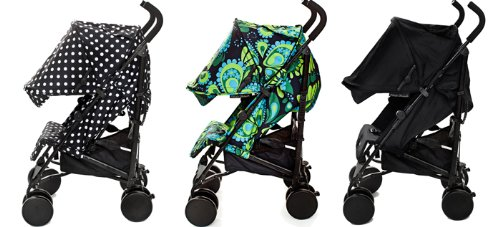 6223c1cf46a1 Elodie Details Stockholm Stroller Rockabilly Dot: Amazon.co.uk: Baby
