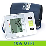 Best Blood Pressure Monitors With Extra Large Cuffs - Clinical Automatic Upper Arm Blood Pressure Monitor Review