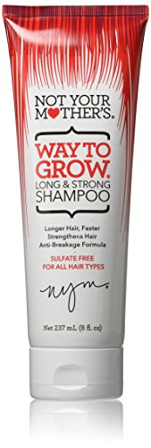 Not Your Mothers Shampoo Way To Grow (Long+Strong) 8 Ounce (235ml)