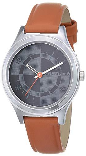 Fastrack Analog Grey Dial Women's Watch NM6152SL02/NN6152SL02