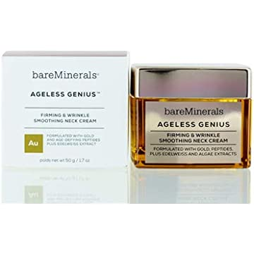 3d58a697543d bareMinerals Ageless Genius Firming and Wrinkle Smoothing Neck Cream
